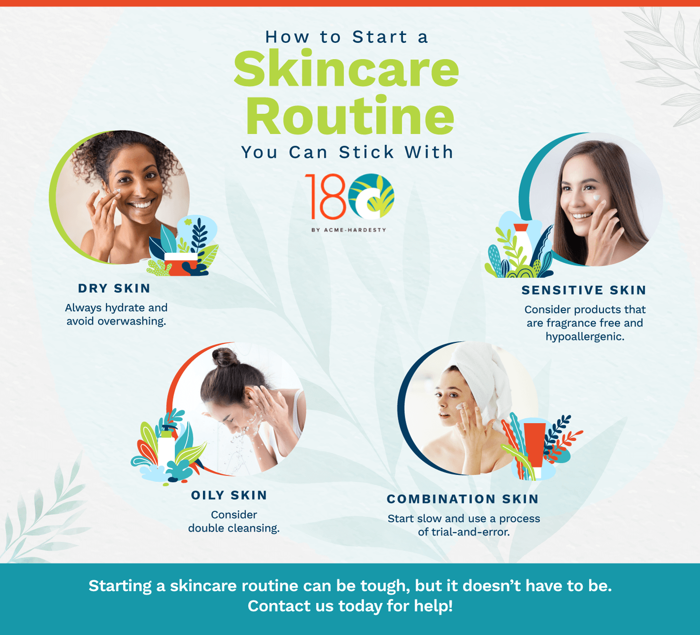 How to start a skin care routine you can stick with